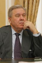 Леонид Константинович Полежаев, губернатор Омской области, член-корреспондент РИА и МИА