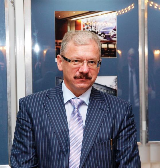 Андрей Витальевич КОНСТАНТИНОВ генеральный директор ООО «Полипласт»