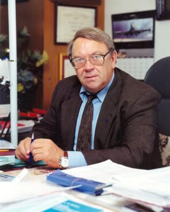 академику В. Е. Фортову исполнилось 65 лет.