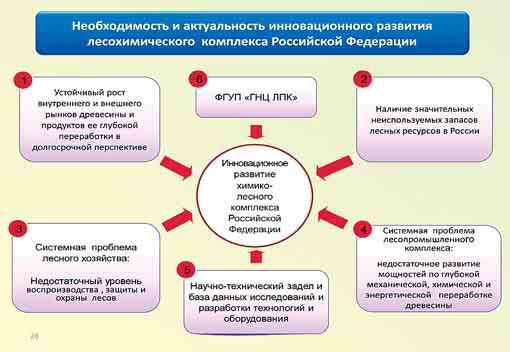 Предприятия лесопромышленного комплекса
