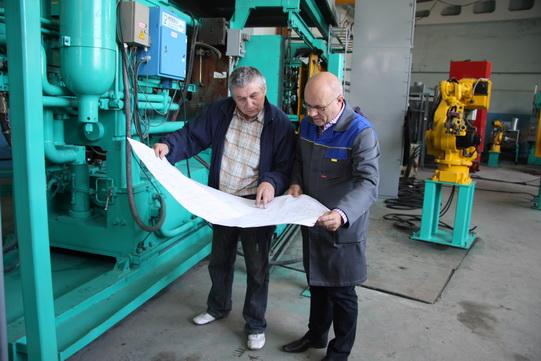 Производство трубопроводной арматуры ОАО Аскольд