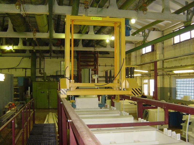 Организация гальванического производства
