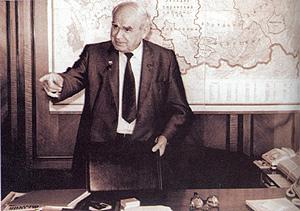 Председатель госплана СССР