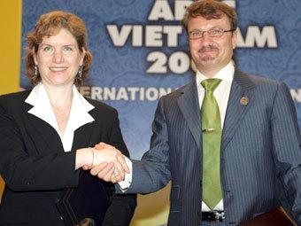 Присоединение к ВТО