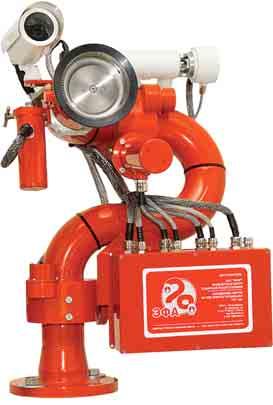 инженерный центр пожарной робототехники