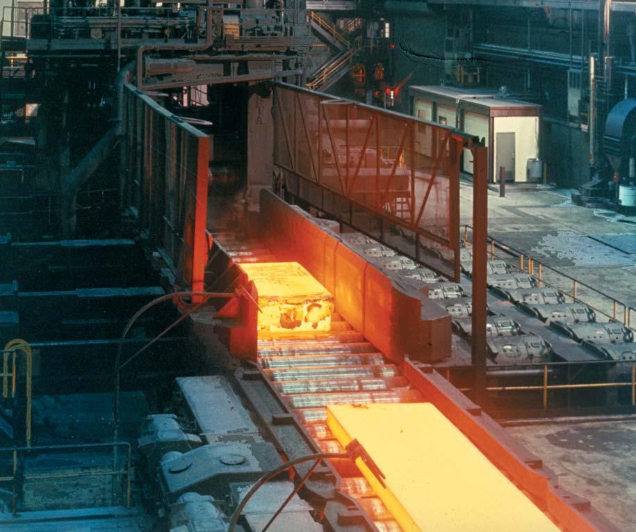 Металлургическое производство в России