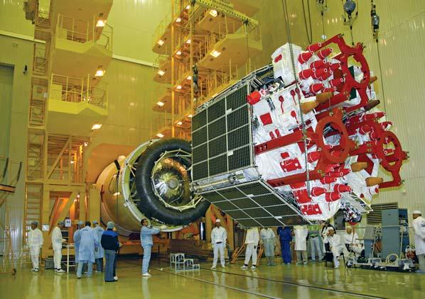 Информационные спутниковые системы Решетнева
