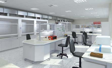 Спектроника - лабораторная мебель