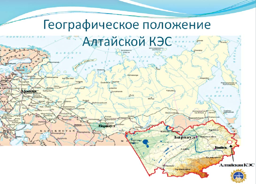 Электростанции ТЭЦ