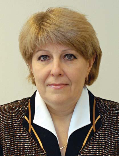 Елена Владимировна КЛОВАЧ, доктор технических наук, генеральный директор ЗАО «Научно-технический центр исследований проблем промышленной безопасности»