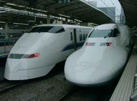 Скоростные пригородные поезда