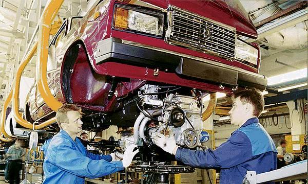 Программы для автомобилестроения