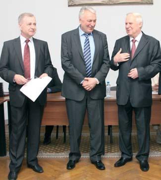 Вручение премии Косыгина 2012 год
