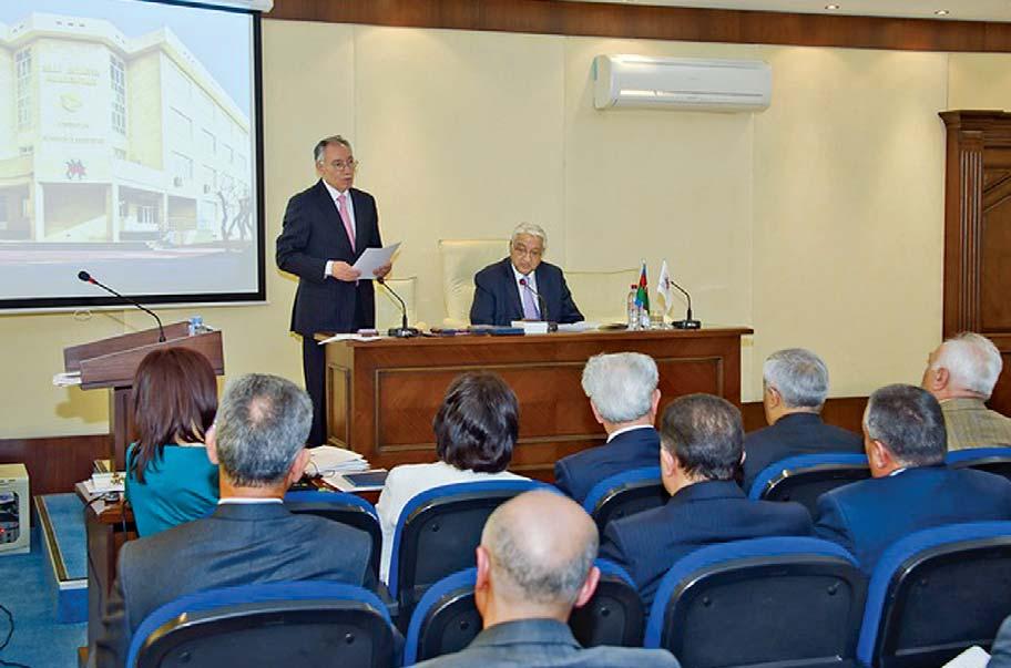 Инженерная академия Азербайджана