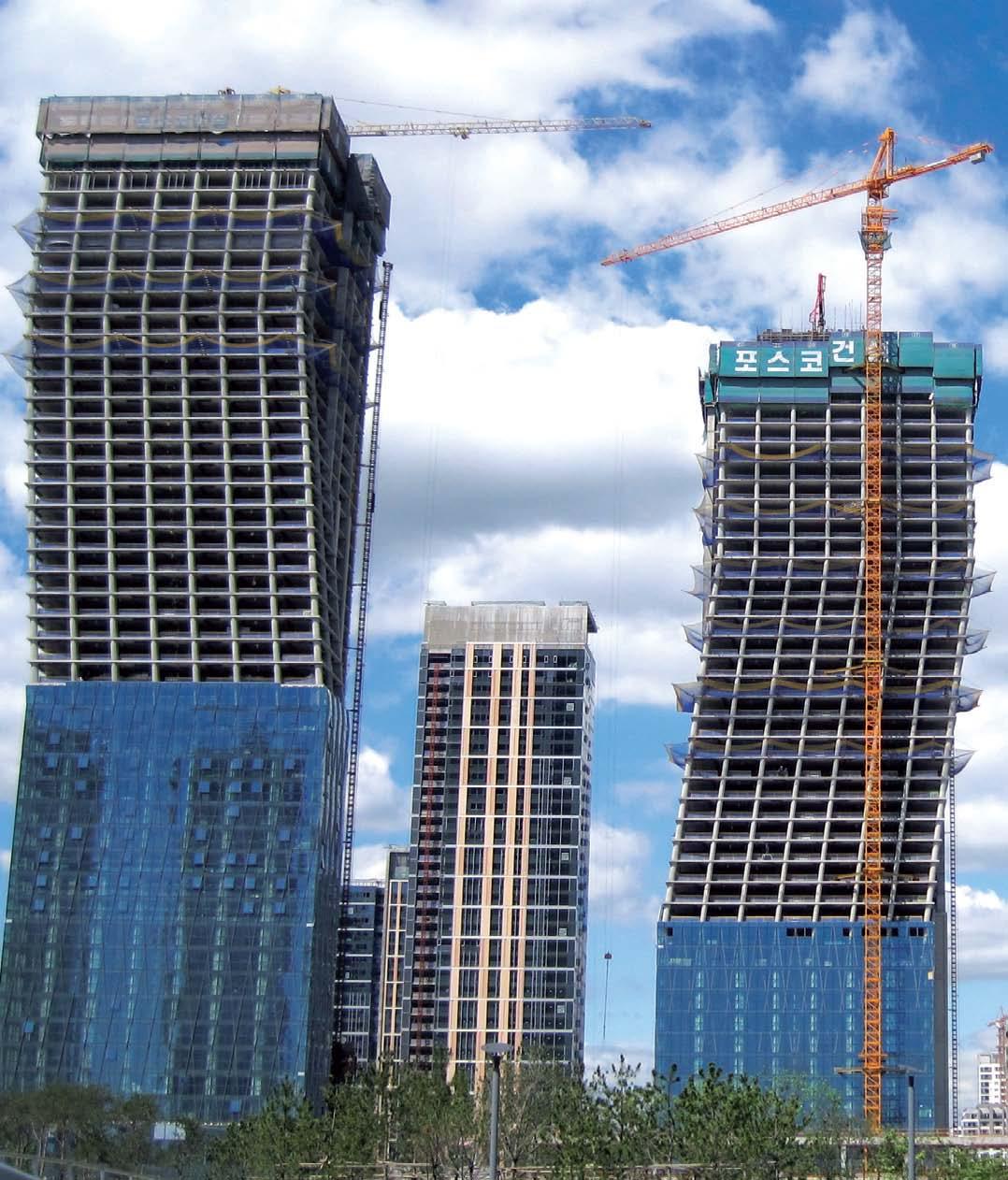 Новые технологии монолитного строительства