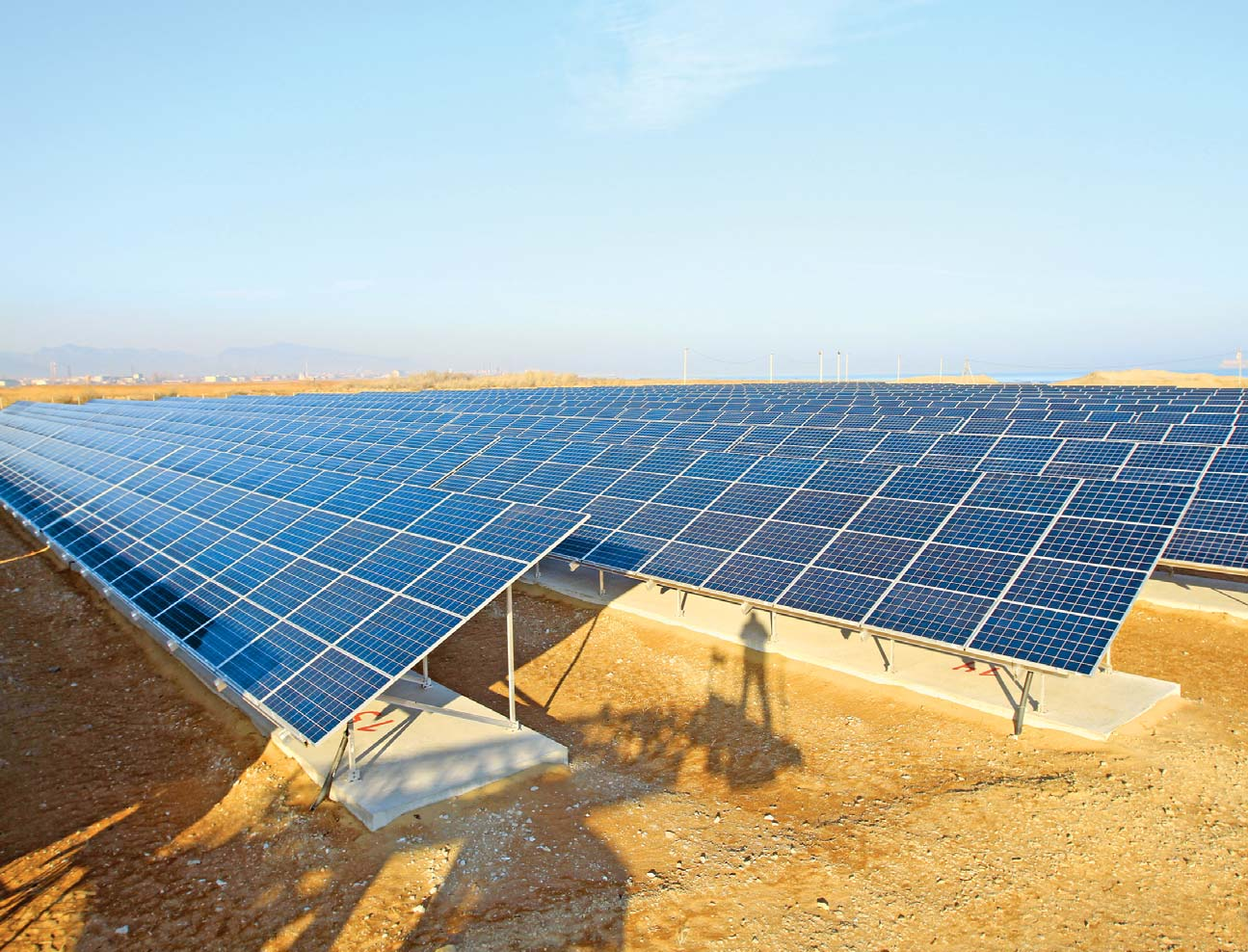 Solar energy in Dagestan