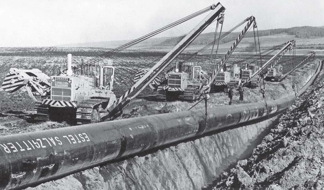 Баталин Ю.П. Достижения нефтегазосроителей