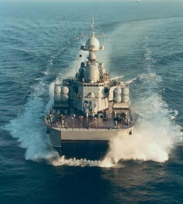 Ракетные катера России