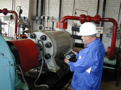 Мониторинг промышленной безопасности