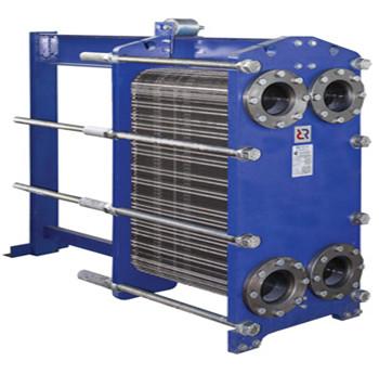 Современные теплообменники для скоростного нагрева воды