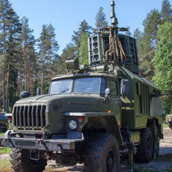Системы РЭБ России