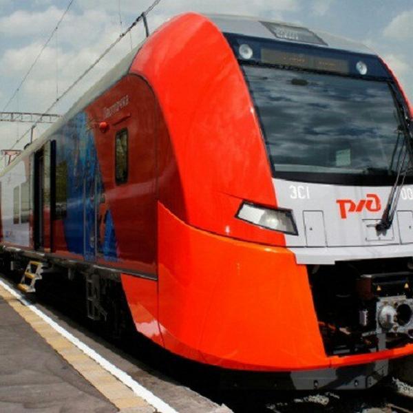 Высокоскоростные поезда в России
